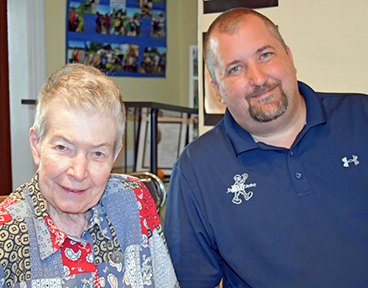 Wired into the community: Dickey Electric helps Dorothy Day House fulfill its charitable mission