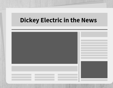 Dickey Electric celebrates 60 years in business