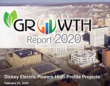 Dickey Electric Powers High-Profile Projects