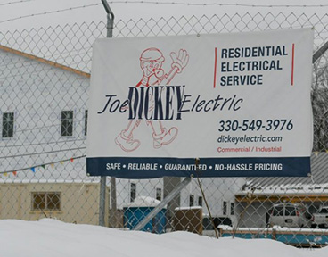 Job satisfaction x10; Rescue Mission takes shape with Dickey Electric on board
